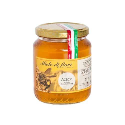Miele di Fiori di Acacia Azienda Agricola Cacciatore