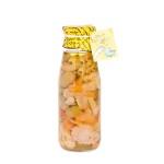 Mix di verdure sott'olio azienda agricola Ferri di Loreto Aprutino (PE)